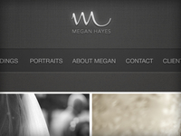 Website Redo for Wifey