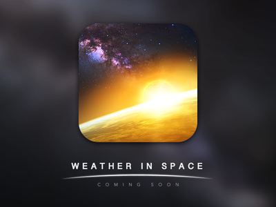 Weather In Space icon