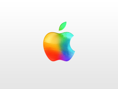 Apple new logo