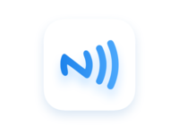 iOS Icon | NFC Reader and Scanner