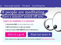 One Moment Meditation [f]