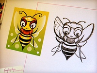 • Sneak Peek • Sticker Bee