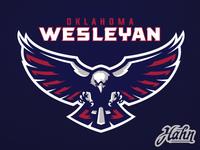 Oklahoma Wesleyan University Primary Logo