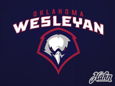 Oklahoma Wesleyan University Secondary Logo By Greg Hahn On Dribbble