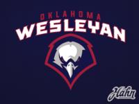 Oklahoma Wesleyan University Secondary Logo