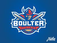 Boulter Vikings Logo