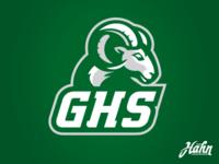 Green Hills Rams Logo