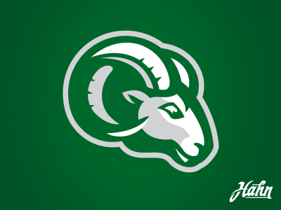 Green Hills Rams Secondary Logo