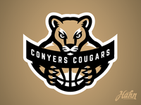 Conyers Cougars Logo