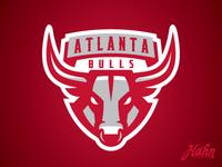 Atlanta Bulls Logo