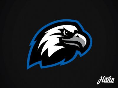 Faulkner University Eagles Logo naia athletics branding college sports logo eagles university faulkner