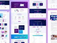 Home page + Blog · iClips