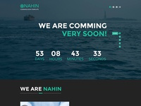 NAHIN Coming Soon Template