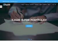 ILHAM - Multi-purpose HTML Template