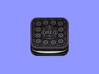 Oreo Cookie Icon