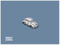 8 Bit Cars   Herbie