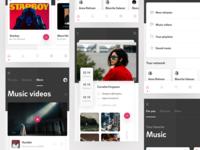 Mobile App - Peek