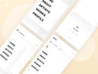 App navigation - Expanded