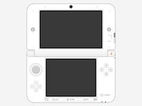 Nintendo 3DS XL for Sketch