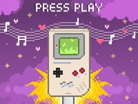 Chiptune Playlist Cover