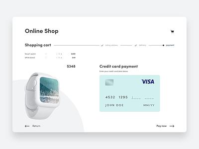 online shop checkout concept credit card checkout ecommerce shop credit card design e-comerce e-shop online payment credit card payment credit card ecommerce checkout