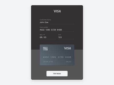 credit card dark mode concept credit card payment credit card checkout credit card design dark mode e-comerce online payment ecommerce e-shop credit card checkout
