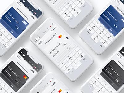 Credit card checkout credit card form mobile ui mobile design minimalism minimal dailyui002 dailyuichallenge dailyui credit card checkout online payment e-comerce credit card ecommerce checkout