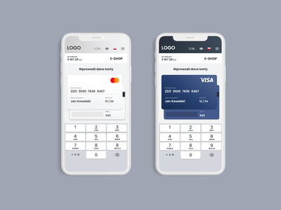 Credit card mobile checkout credit card form minimalistic dailyui002 dailyuichallenge dailyui design credit card payment credit card checkout online payment e-comerce credit card ecommerce checkout