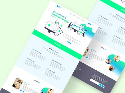 Website web landing page design website modern web design app design apps digital page landing page design web web design uiux graphic design branding ui