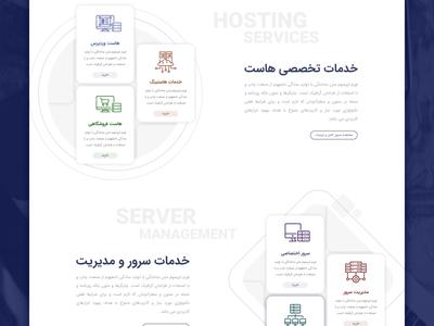 Full view flaticon freepik ui design landing page flat minimal website web design ux ui
