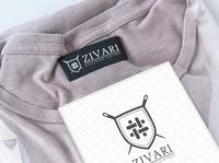 ZIVARI Logo design