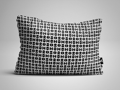 Pattern design for Code B Café brand identity surface design pattern design icon minimal branding pattern
