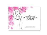 Cherry Blossom Festival Promotion