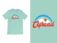 Vintage Ceprand Shirt Design
