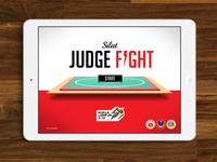 JUDGE FIGHT