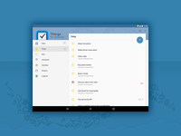 Things Android Material Design