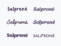 Salpronė exploration