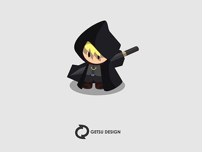 Regret From Zenonia 3 game art vector gameart games design game design animation illustration