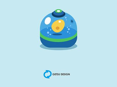 Incubator design gameart vector game design games illustration animation