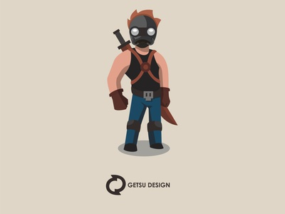 Game Character design vector gameart games game design animation illustration