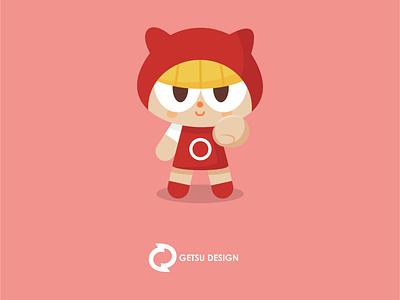 Redesign Momo - Game Art vector gameart design games game design animation illustration
