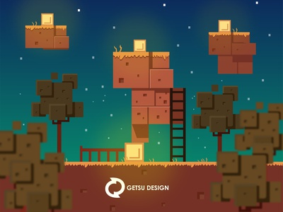 Redesign - Dream Light vector gameart design games game design animation illustration