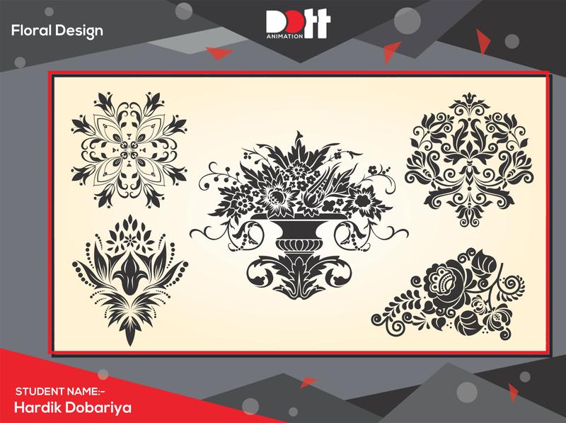 FLORAL DEISGN floral floral design branding 2d art illustration 2d vector graphics design