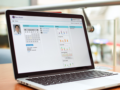 Physicians Dashboard