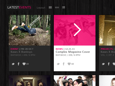 WIP lifestyle/culture/events events wip magazine lifestyle cool