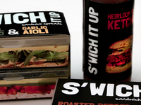 S'wich It Up Sandwich Spreads
