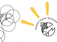 Family reunion logo