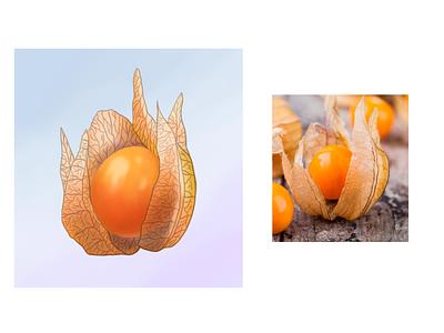 Digital art | Fruits photoshop wacom fruits digital art digitalart artwork artist art digital