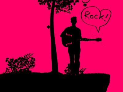 ROCK ! illustration