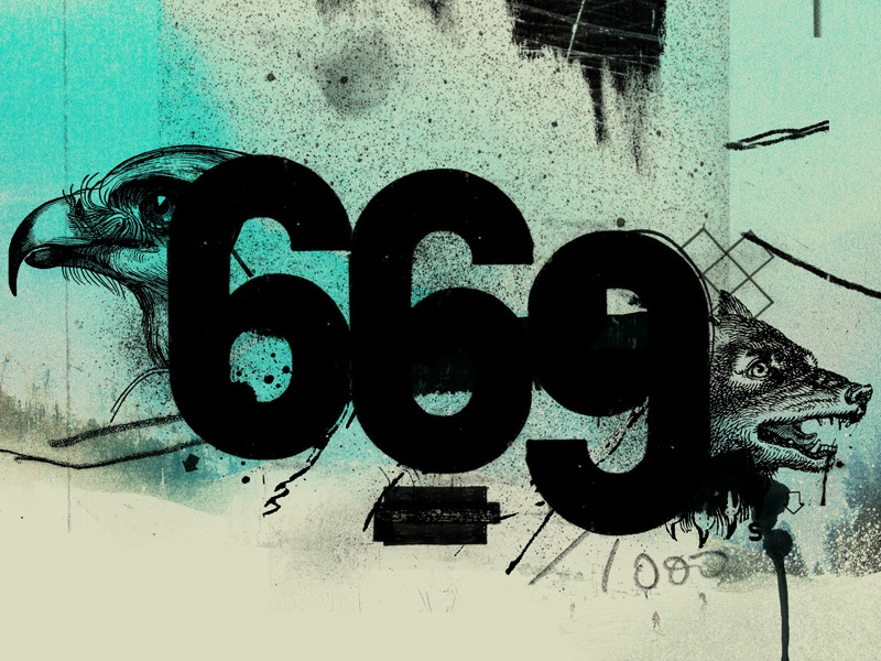 669 illustration